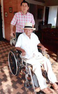 Fallece el padre del senador Miguel Barreto 1