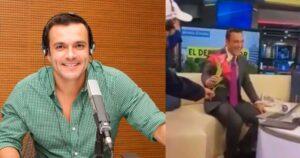 Juan Diego Alvira está de cumpleaños 1