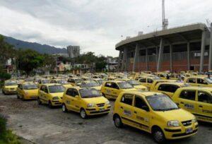 Normalizan 'pico y placa' para servicio de taxis en Ibagué 1
