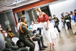 Cortolima reconoció a grupos especiales del Ejercito y la Policía - 1
