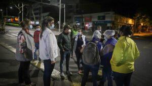 Autoridades realizan controles a transportadores de cárnicos en plazas de mercado - 1