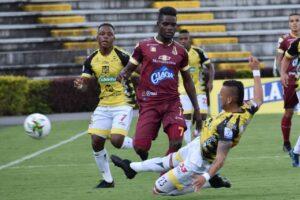 Deportes Tolima 3 - A. Petrolera 1: El 'oro negro' fue para el líder, clasificado e invicto 1
