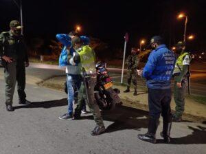 Autoridades garantizan la seguridad vial en Ibagué - 1