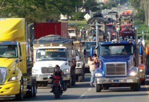 Atención camioneros: En Bogotá habrá turnos para cargar y descargar mercancía 1