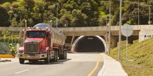 Un mes operando exitosamente cumple el túnel de La Línea - 1