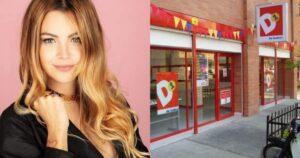 Johana Bahamón agradeció a Tiendas D1 por apoyar su fundación 1