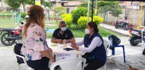 Atención: Así será la jornada de tomas gratuitas de Covid-19 en el barrio Ricaurte 1