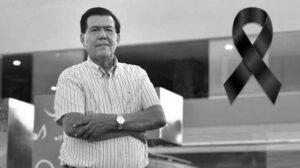 Carlos Alvarado, gerente de Mercacentro, falleció esta madrugada 1