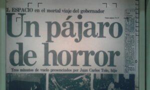 El día que murió un gobernador del Tolima en ejercicio 1