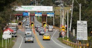 Esperan movilización de 3,8 millones de vehículos este puente festivo 1