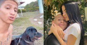 La Liendra dejó a su perro por una persona, ¿Luisa? 1