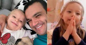 Hija de Juan Diego Alvira flechó con video rezando 1
