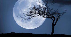 Luna azul aparecerá en la noche de este 31 de octubre 1