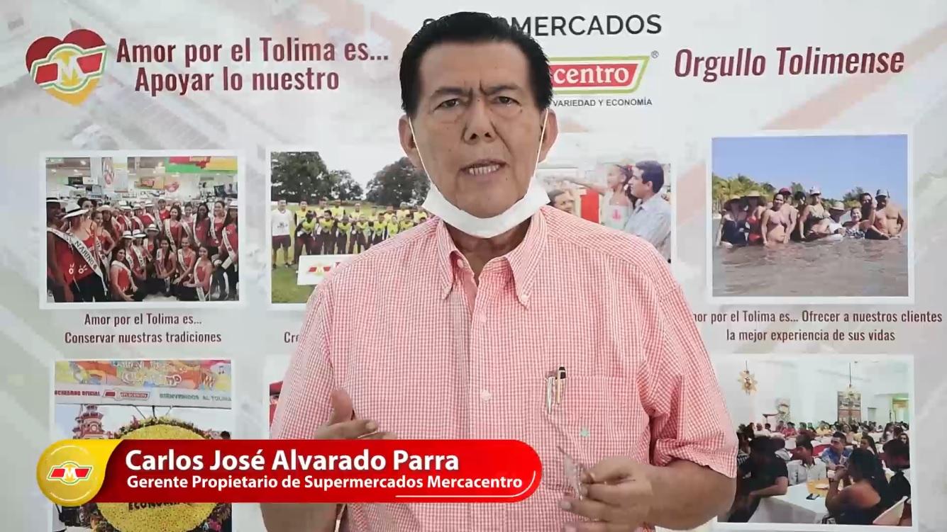Murió don Carlos Alvarado 2