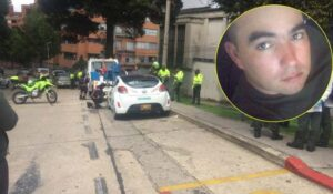 Policía tolimense murió arrollado por un vehículo de enseñanza 14