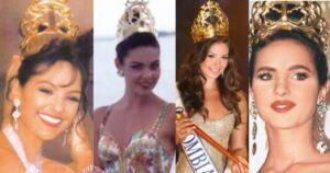 Reinas de Colombia: ¿Cuál es la más bella? 1