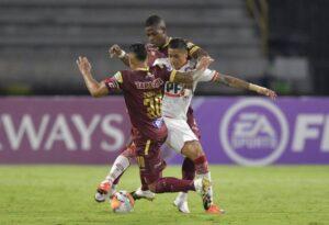 Deportes Tolima 1 - La Calera 1: Con más pena que gloria 1