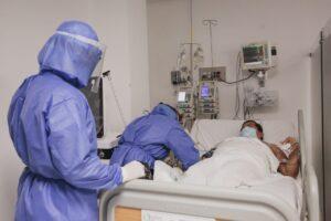 Este jueves hubo 20 muertes y 605 nuevos contagios de Covid en el Tolima 1
