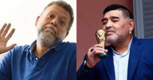 Alberto Linero cuestionó a los idólatras de Maradona 1