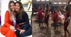 Daniella Álvarez bailó cumbia y opacó María Fernanda Aristizábal 1