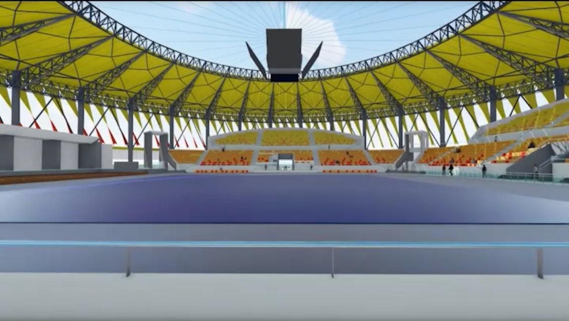 Alcaldía de Ibagué adjudica licitación para construcción del Coliseo Mayor del Parque Deportivo 2