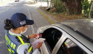 Cerca de 250 conductores de transporte ilegal particular fueron sancionados este año 1