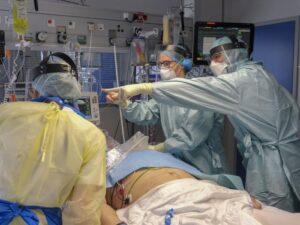 El drama de los pacientes sin camas UCI ni medicamentos en Tolima 1