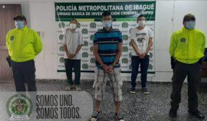 Enjaularon a 'Los Zorrillos' por tráfico de estupefacientes en las comunas Siete y Ocho 1