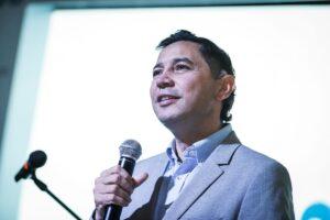 Alcalde Andrés Hurtado superó el COVID-19 1