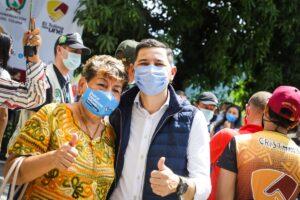 'Me hice la prueba del covid-19 y salió positiva', alcalde de Ibagué 1