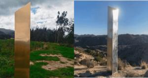 Monolitos: Resuelven misterio y no son extraterrestres 1