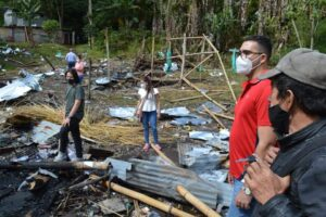 Dramáticas cifras de quemados y fallecidos con pólvora en Tolima 1
