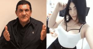 Poncho Zuleta pasó Navidad con una jovencita 1
