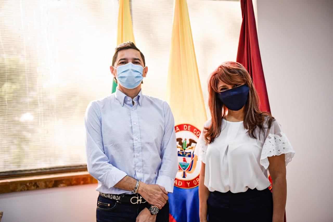 Carmen Sofía Bonilla y Soledad Orozco contagiadas por covid-19 2