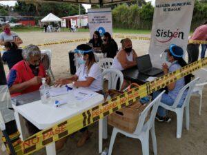 Autoridades tomarán pruebas gratuitas de Covid-19 en la comuna Siete - 1