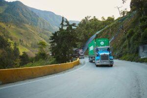 Flexibilizan horarios y tránsito de vehículos en la vía Calarcá 1