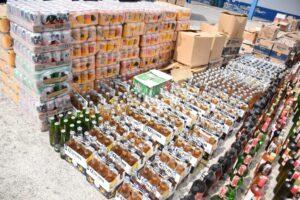 24 mil 100 unidades de botellas de licor adulterado y de contrabando fue destruido por la Gobernación del Tolima 1
