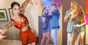 "Greeicy Rendón bailó muy ""juntita"" a Eddy Herrera 1"