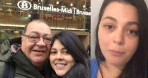 Paola Moreno pidió ayuda para el tratamiento de su padre 1