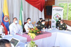Alcaldes del Norte tolimense deciden enfrentar el Covid con estrategias conjuntas 1