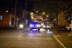 Doce capturados y 294 comparendos durante el fin de semana en Ibagué 1