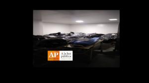 Dramáticas imágenes de la morgue del hospital Federico Lleras Acosta 1