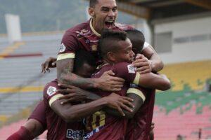 Para el jueves 11 de febrero quedó la final de la 'Copa Colombia' entre el DIM y Tolima 1