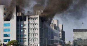 Se incendió la sede donde desarrollan la vacuna de Oxford contra el COVID-19 1