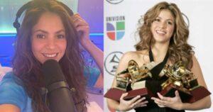 Shakira es reconocida como la artista latina más vendida de todos los tiempos 1