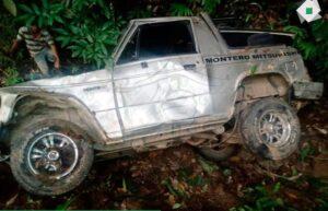 Autoridades atendieron accidente de tránsito en San Bernardo 1