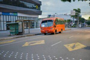 Alcaldía avaló el ingreso de nuevo parque automotor al transporte público colectivo 1