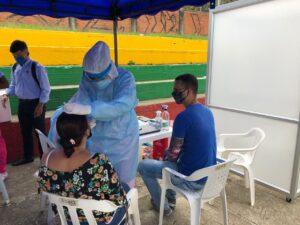 Vuelven las pruebas gratuitas de Covid-19 en los barrios de Ibagué 1