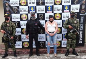 Judicializada cuarta presunta integrante de la organización 'Los Uniformados' por secuestro extorsivo 8