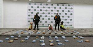 Autoridades de Ibagué incautaron más de 100.000 dosis de marihuana 1